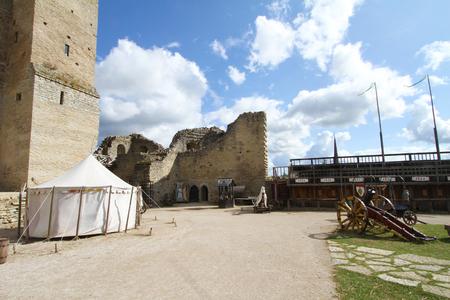 estonia: Ruins of Rakvere castle, Estonia