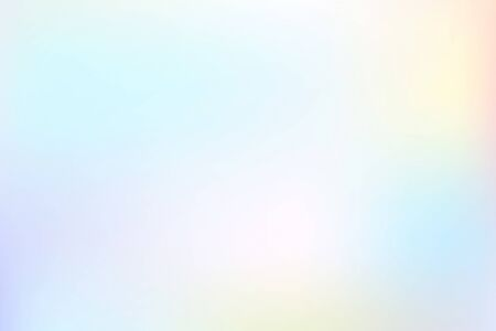 Colorful gradient pastel color background.