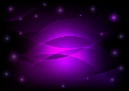 wawe: Vector abstract dark pink background Illustration