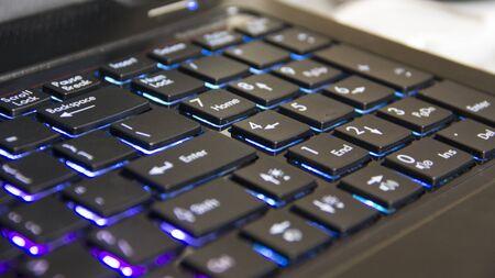 backlit keyboard: Keyboard