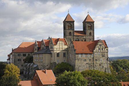 城、クヴェトリンブルクの参事会...
