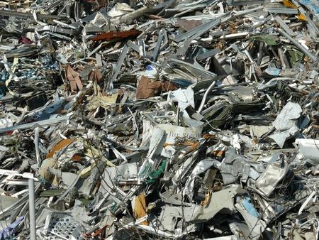 scrap metal Stock Photo - 10394062