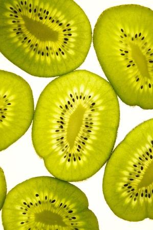 actinidia deliciosa: Kiwi fruits