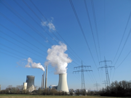 Power station Stock Photo - 13881807