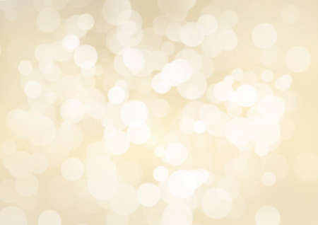 Abstract bokeh lights with soft light background