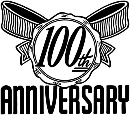 headings: 100th Anniversary