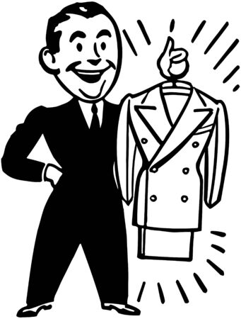 lapels: A Brand New Suit