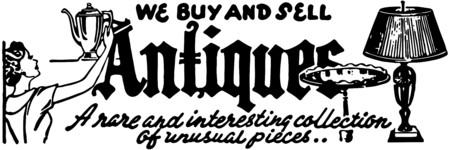 trinkets: Antiques