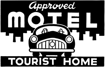Approved Motel Vector
