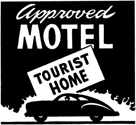 Approved Motel 3 Vector
