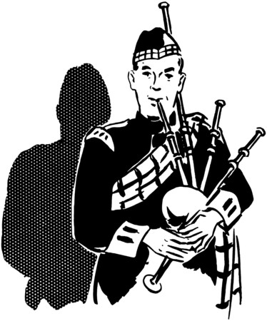 pipers: Bagpiper
