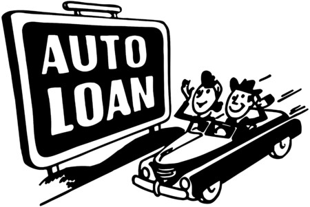 headings: Auto Loans