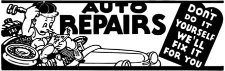 repairs: Auto Repairs