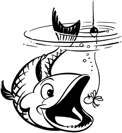 advertise: Catch The Big Ones Illustration