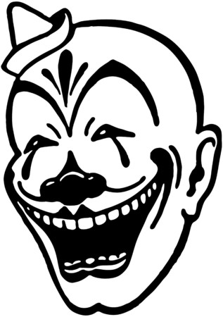 nutty: Clown Face