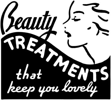 Beauty Treatments Фото со стока - 28332875