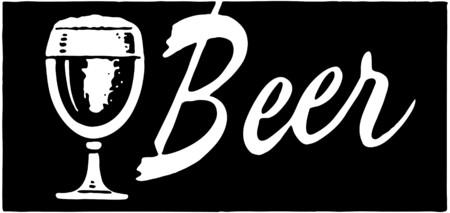 Beer 3 Illustration