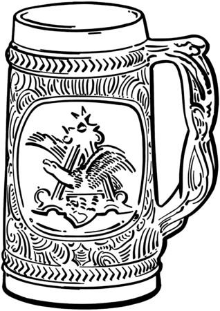 beer stein: Beer Stein