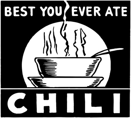 stirring: Best Chili
