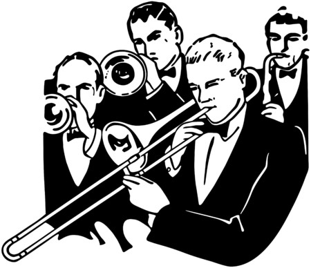 trombones: Big Band Horn Section