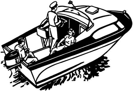 gals: Boating Fun