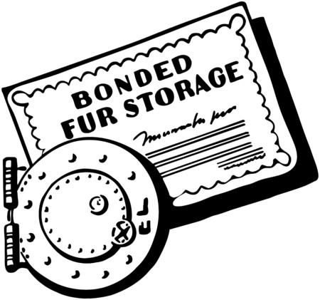 headings: Bonded Fur Storage