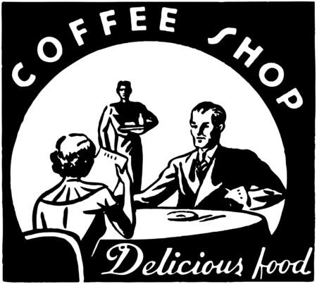 hot coffees: Coffee Shop