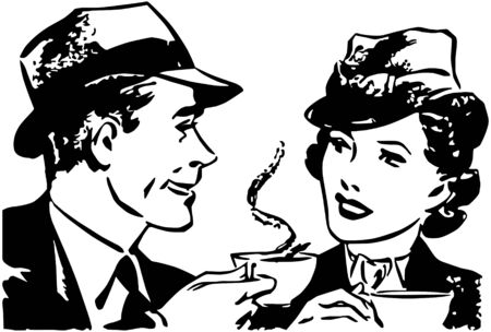 gals: Coffee Time Chat