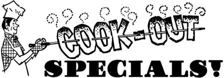 specials: Cook-Out Specials