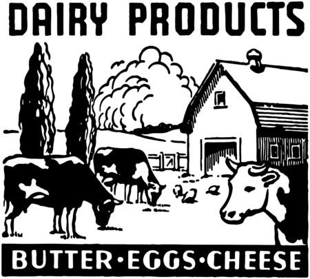 Milchprodukte Standard-Bild - 28333425