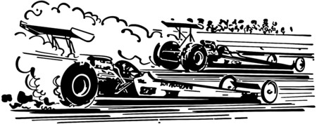 the motorists: Drag Racing