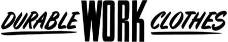 ropa trabajo: Ropa de trabajo duraderos