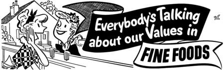 talking: Everybodys Talking Fine Foods