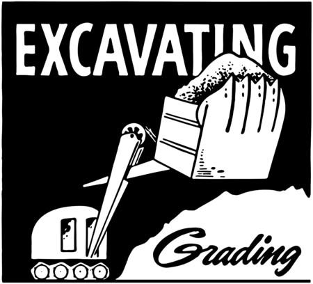 digging: Excavating