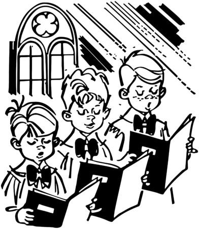 church group: Boys Choir