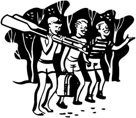 oars: Boys With Oars