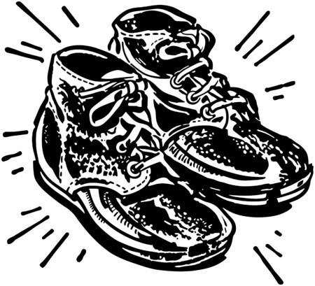 bronzed: Bronzed Baby Shoes