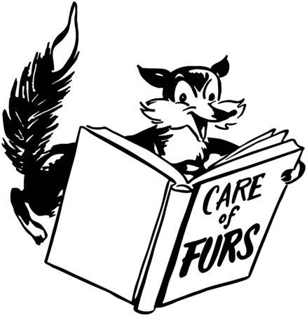literature: Care Of Furs