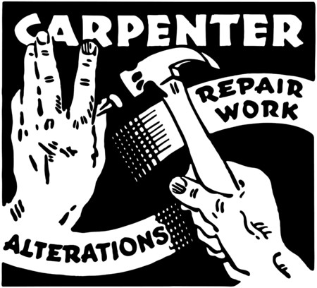 Carpenter Repair Work