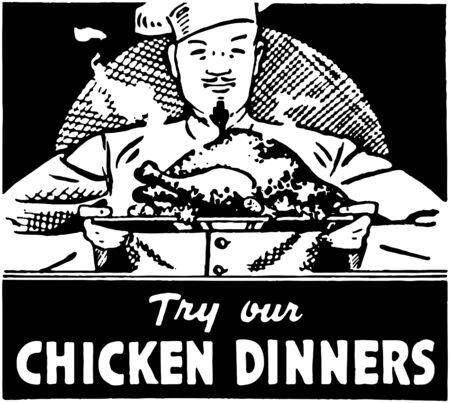 dinners: Chicken Dinners