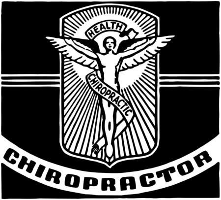 healers: Chiropractor Illustration