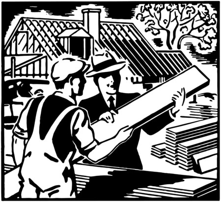 lumber: Choose Your Own Lumber Illustration