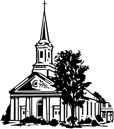 Church Vettoriali