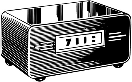 clock radio: Clock Radio