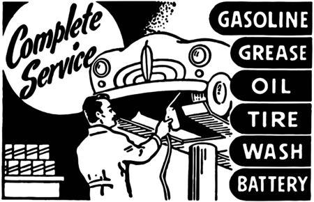 hoists: Complete Service 2 Illustration