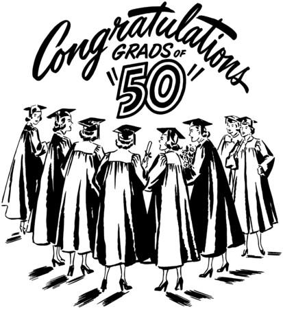 Congratulations Grads of 50
