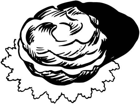 cream puff: Cream Puff