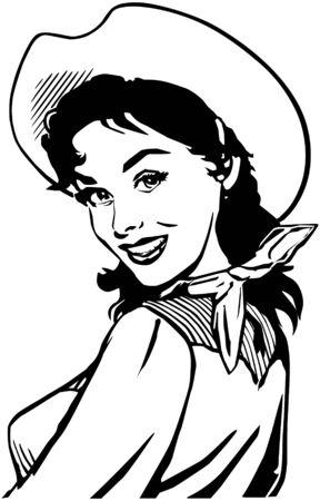 Cute Cowgirl 2
