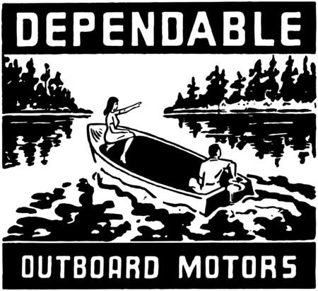 dependable: Dependable Outboard Motors