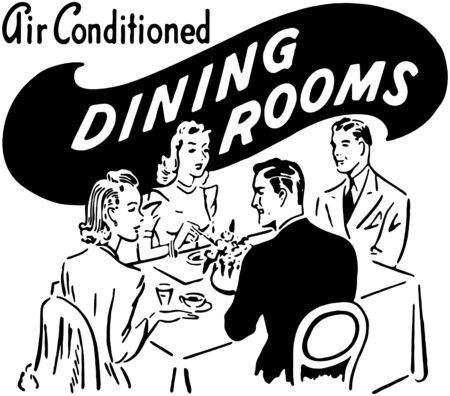 dinners: Dining Rooms